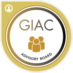 Link to Dallas Haselhorst GIAC advisory board member