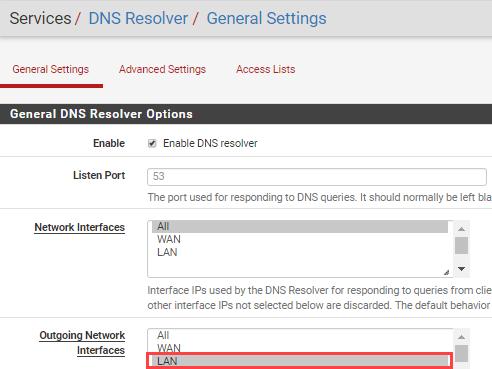 Leaking DNS fix