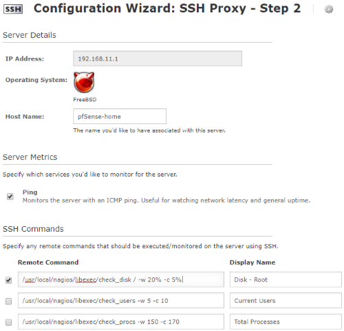 Nagios pfSense SSH Proxy Step 2 resized