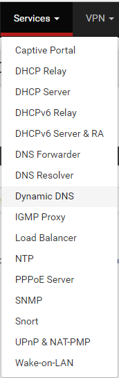 Dynamic DNS    With Google Domains? - Linux Included